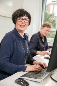 Karin Molitor Empfang