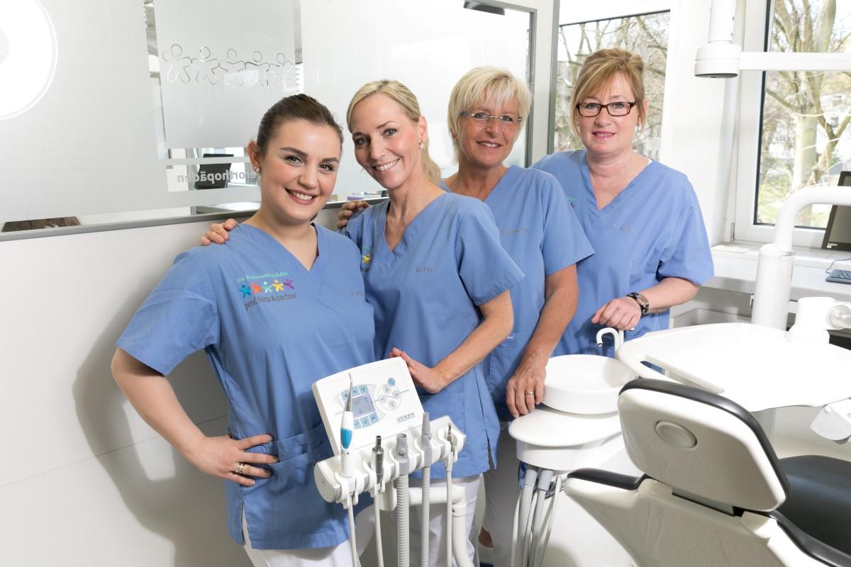 Zahnärztliches Assistenzteam - Prof. Hinz Herne