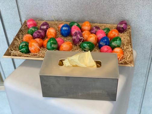 Ostern in der Praxis Hinz